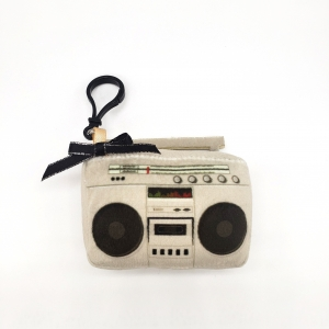 hip hop gift radio boombox retro old school plush gift