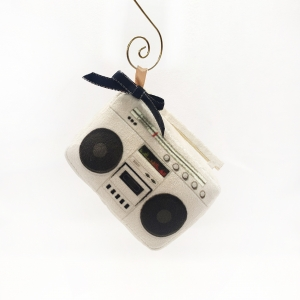radio lover boombox radio stocking stuffer DJ breakdancing gift