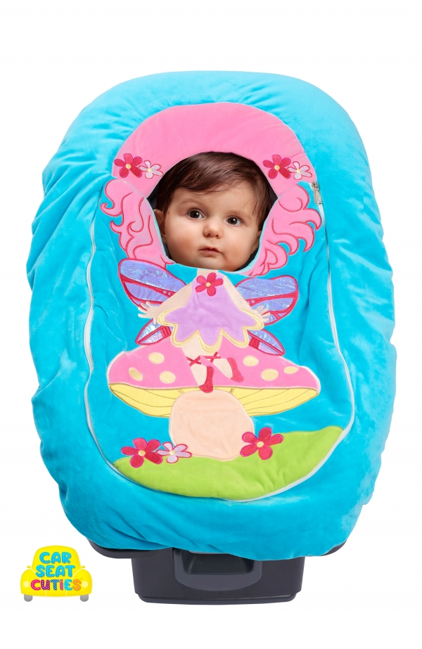 Fairy infant costume cover