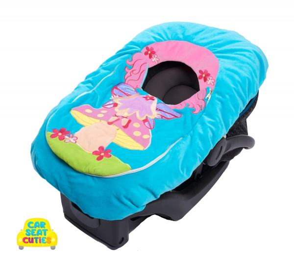 Blanket Style Car Seat Cover