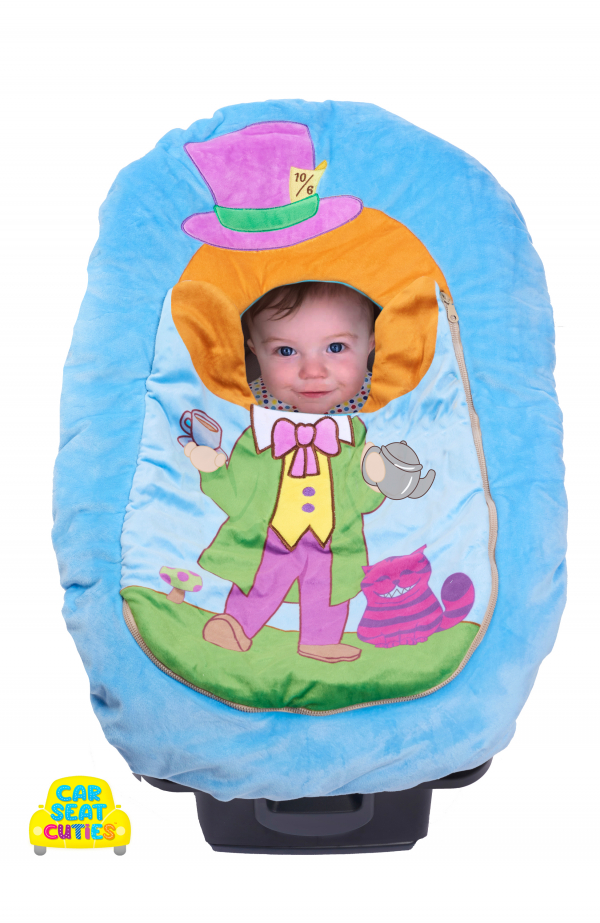 mad hatter baby alice in wonderland new baby gift